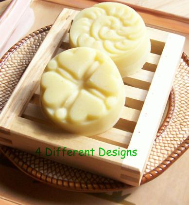 Shea Butter Lotion Bar Soap