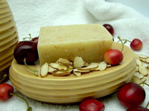 Cherry Almond Soap