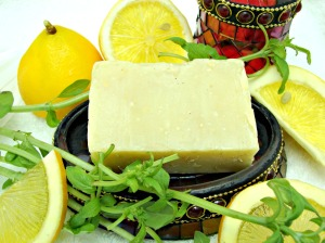 Citris Basil Soap