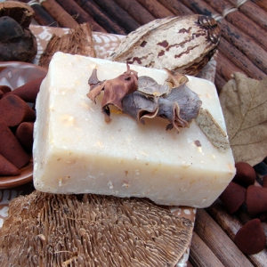 Patchouli Orange Soap