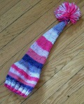Hand Knit Stocking Cap