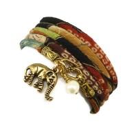 Japanese Wrap Bracelet