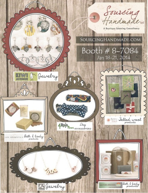 The Chicago Gift Market, Beckman's Handcrafted