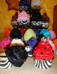 Embellished Cupcake Jewel Box