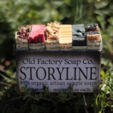 Storyline Organic Soap Sampler Old Factory Soap