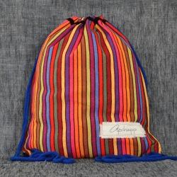 Handloom Stringy Bag